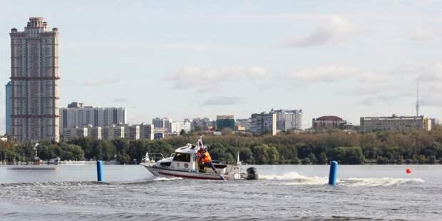 Московская городская поисково-спасательная служба отмечает 25-летие
