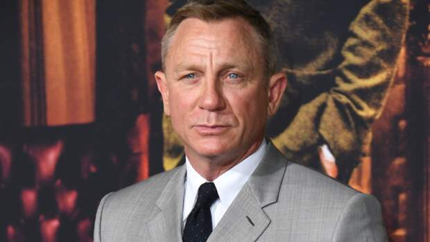 Дэниэл Крэйг не поддержал идею об агенте 007 в женском обличии