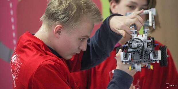 Столичные детские технопарки приглашают юных жителей Москвы на мастер-классы