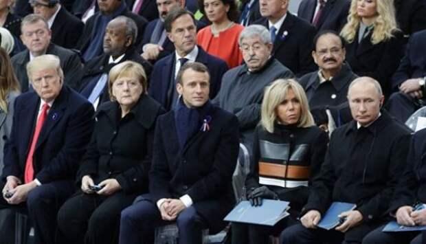 Он— умный: французская газета раскрыла секрет международного успеха Путина   Продолжение проекта «Русская Весна»