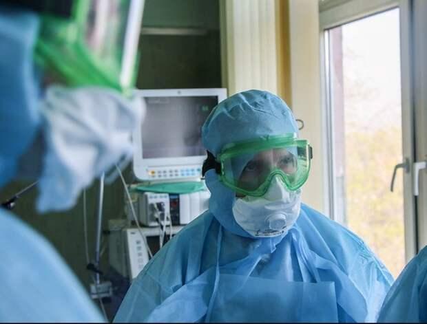 Росздравнадзор сосчитал медиков, павших в борьбе с коронавирусом