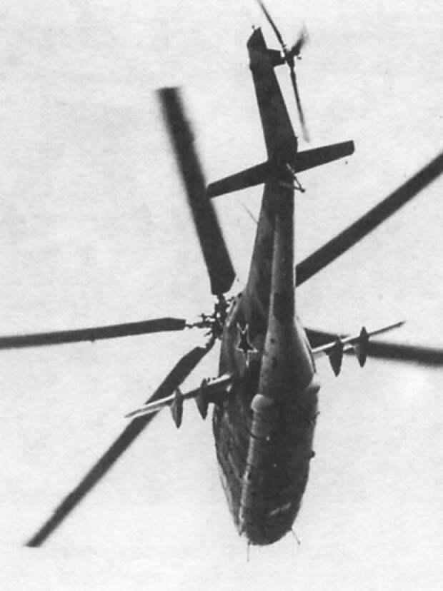40 лет легендарному боевому вертолёту Ми-24 (часть 1) Создание