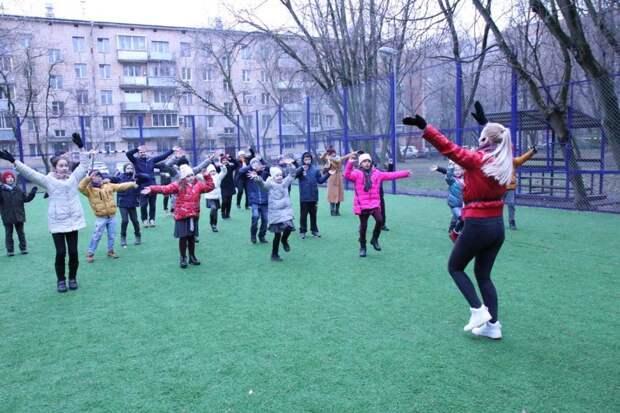 Бесплатные занятия по танцам пройдут на Соколе