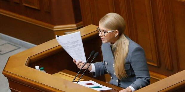 Тимошенко прокомментировала результаты Порошенко на выборах