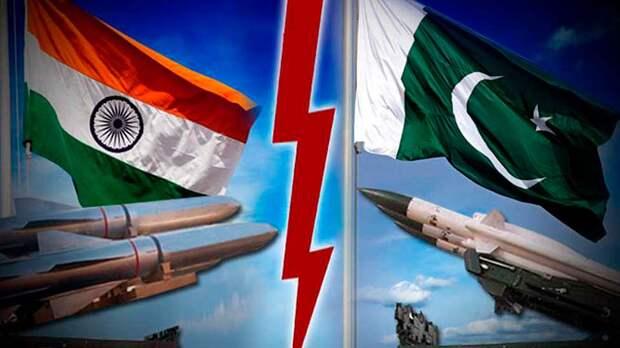 Индо-Пакистанский инцидент грозит перерасти в полномасштабную ядерную войну