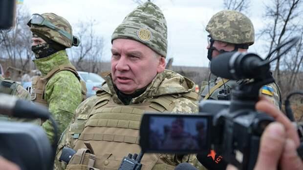 Владимир Карасёв: Министр обороны Украины рассмешил планами на будущее
