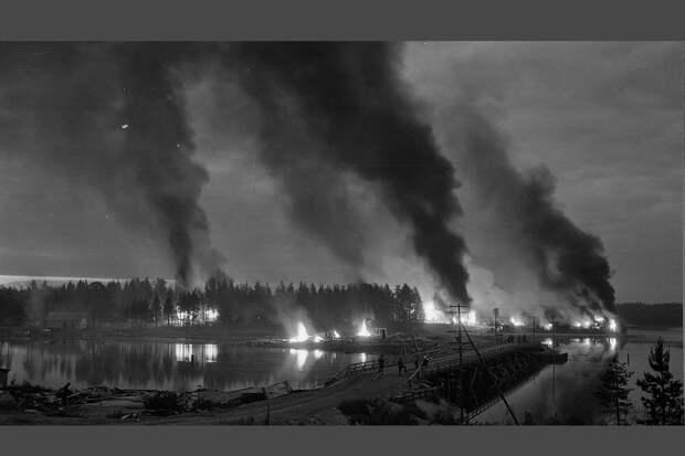 Рассекречены документы о геноциде жителей Карелии финнами