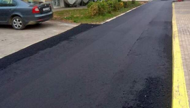 Сезон ремонта дорог завершился в Подмосковье