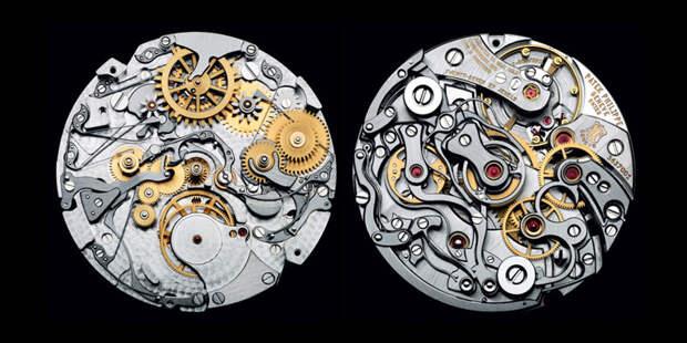 Внутренний механизм часов, созданных Патеком Филиппом, признанным самым непревзойденным часовым мастером в истории интераесное, факты, фото