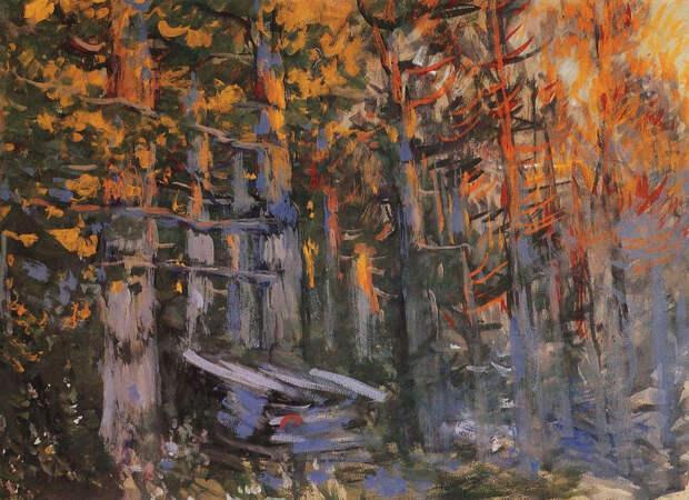 10 театральных художников Серебряного века. Константин Коровин