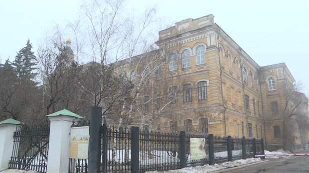 В Оренбурге здание с Музеем космонавтики передадут РПЦ