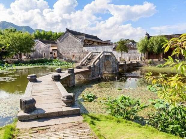Малоизвестные впечатляющие места Китая