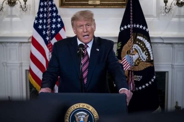 Трамп продлил режим ЧП из-за угрозы вмешательства в выборы США