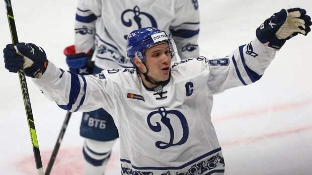 Шипачев стал вторым игроком в истории КХЛ, сделавшим 500 передач