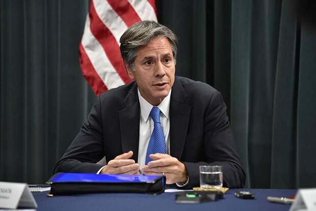Блинкен заявил, что США нацелены на стабильные отношения с Москвой