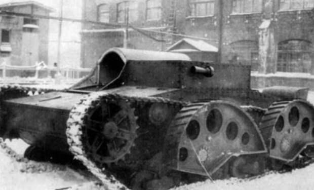 Проект ТПП-2: зачем армии СССР был нужен прыгающий танк