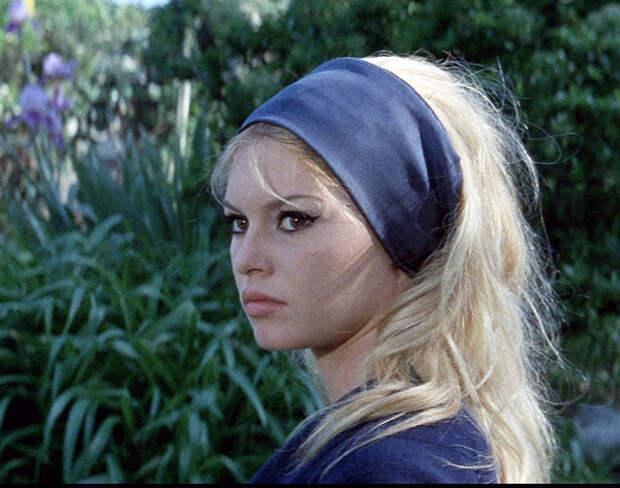 Кадр из фильма «Презрение», 1963 г.