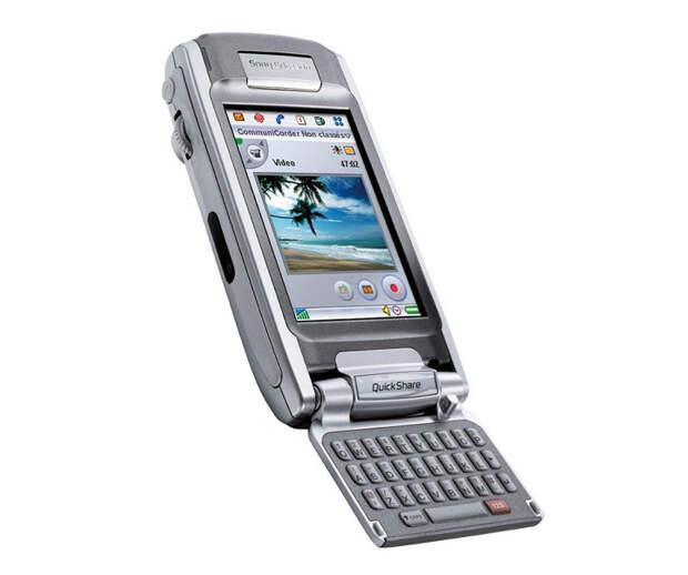 9. Sony Ericsson P910 (2004, $680) история, телефон, факты