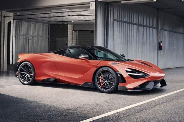 Hennessey представила 1000-сильную версию McLaren 765LT