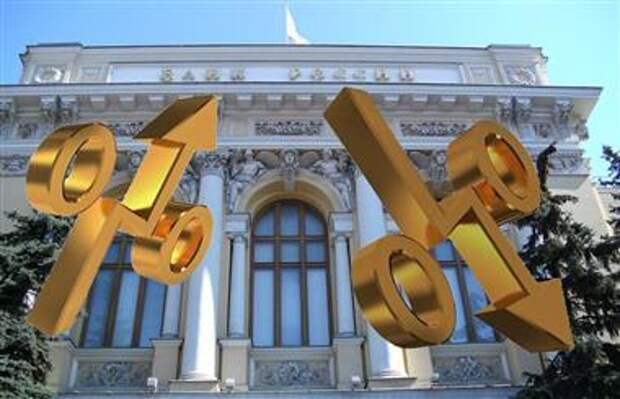 Банк России, ставка