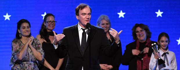 Американские критики назвали лучшим фильм «Однажды…в Голливуде»