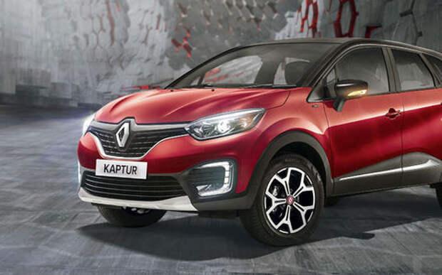 Осторожно! Renault Kaptur может открыть капот на ходу