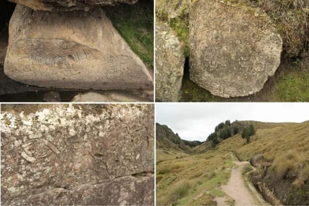 В Перу найден загадочный водный канал инков