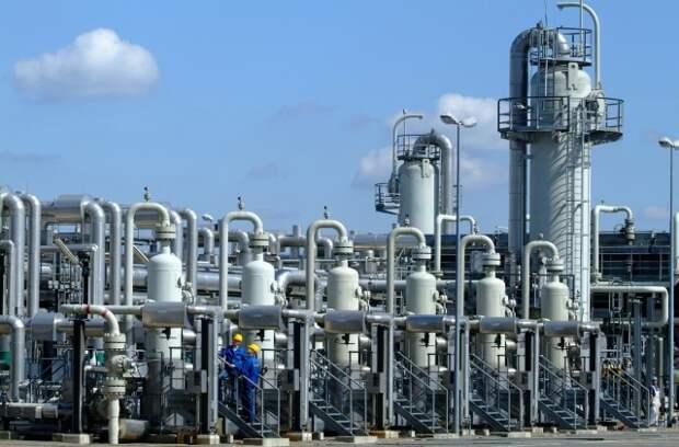 """В ПХГ """"Газпрома"""" скопился рекордный объем природного газа"""