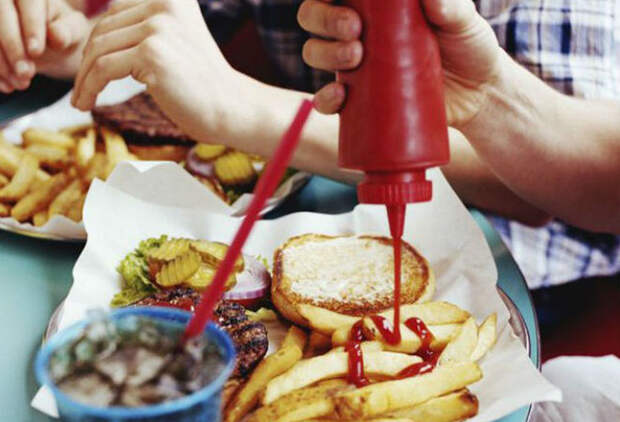 5 причин никогда не есть кетчуп