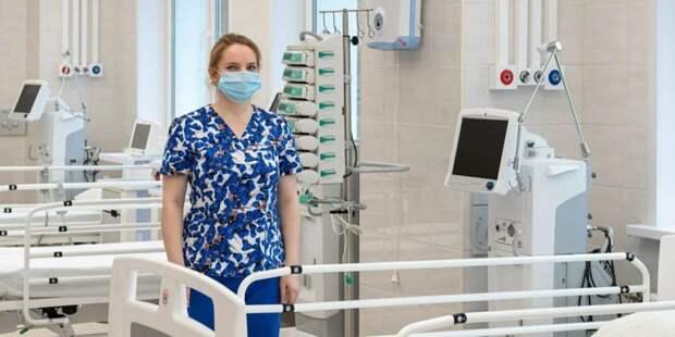 Депутат Мосгордумы: Столичные больницы увеличивают объем оказания плановой медпомощи. Фото: mos.ru