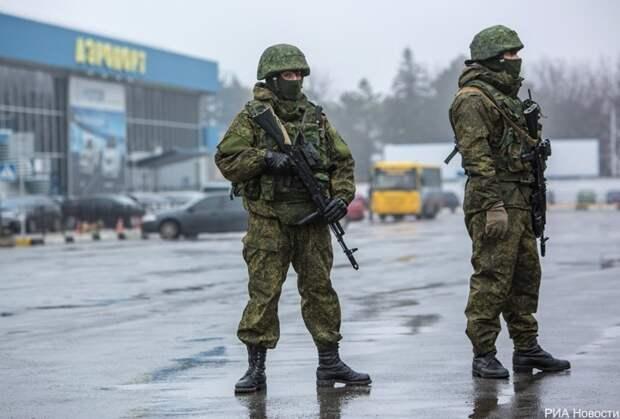 The Times Не делайте драму из крымского кризиса