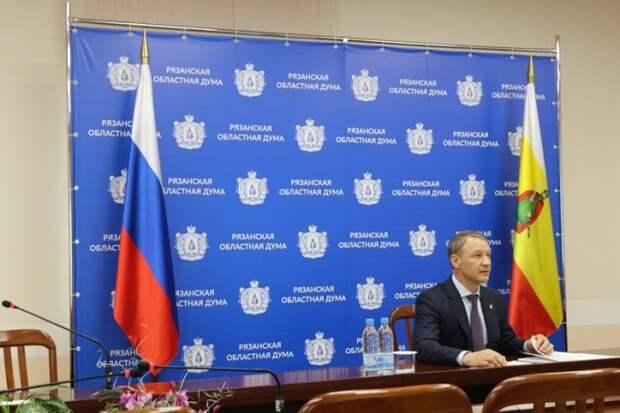 Аркадий Фомин провел заседание комиссии Совета законодателей РФ