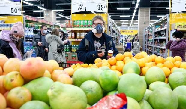 """""""Может стать хуже"""": эксперты о заморозке цен на продукты в России"""