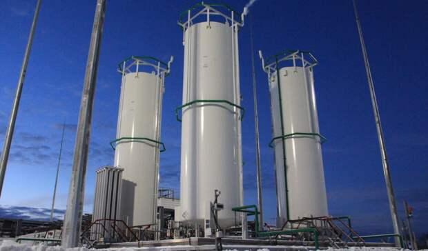 Новак: капзатраты намини-заводы СПГ можно снизить натреть