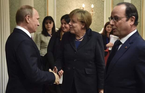 Песков: Путин приложил изрядно усилий, чтобы убедить ополченцев подписать документ