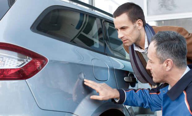 Как проверить автомобиль на ДТП самостоятельно: подборка способов