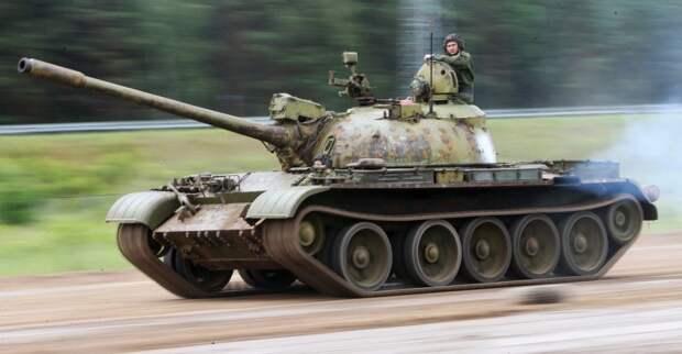 Т-54 и Т-55 возглавили рейтинг самых массовых танков