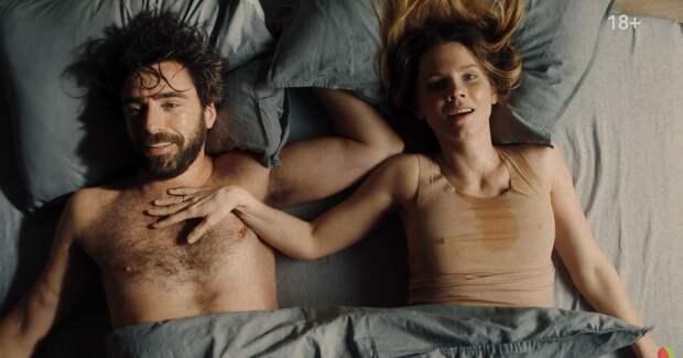 «Восход» и Илья Найшуллер добавили страсти в рекламу «Брусники»