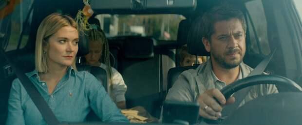 Владимир Вдовиченков учит сына быть мужиком в трейлере комедии «Батя»