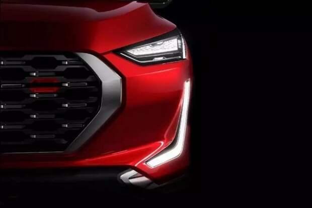 Бюджетный паркетник Nissan снова показал «личико» (тот, который бывший Datsun)