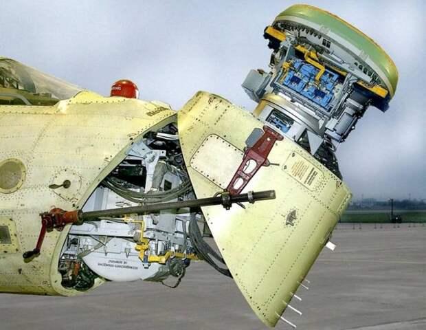 Радар Н035 «Ирбис» превратил Су-35 в лучшего «охотника за невидимками»