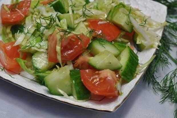 Диета на огурцах и помидорах - преимущества и недостатки методики для похудения