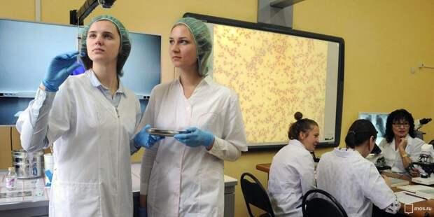 Студенты медвузов получат надбавки за работу в коронавирусных стационарах/ Фото mos.ru