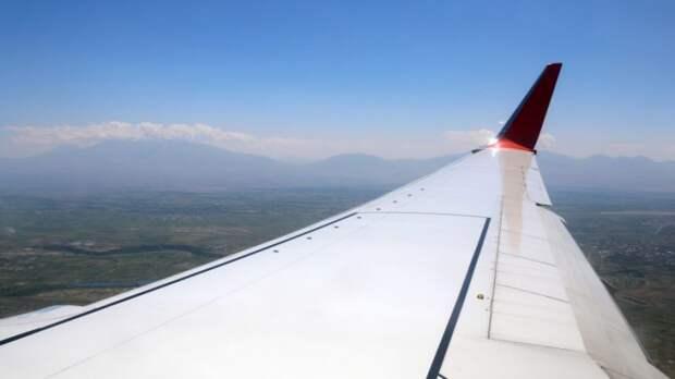 Летевший в Сочи самолет вернулся в московский аэропорт из-за шасси
