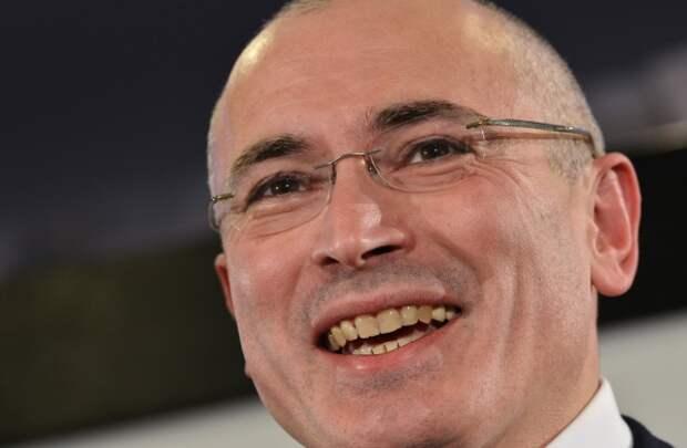 Ходорковский: «Я буду поддерживать давление, которое продолжают оказывать на Путина мои партнеры»