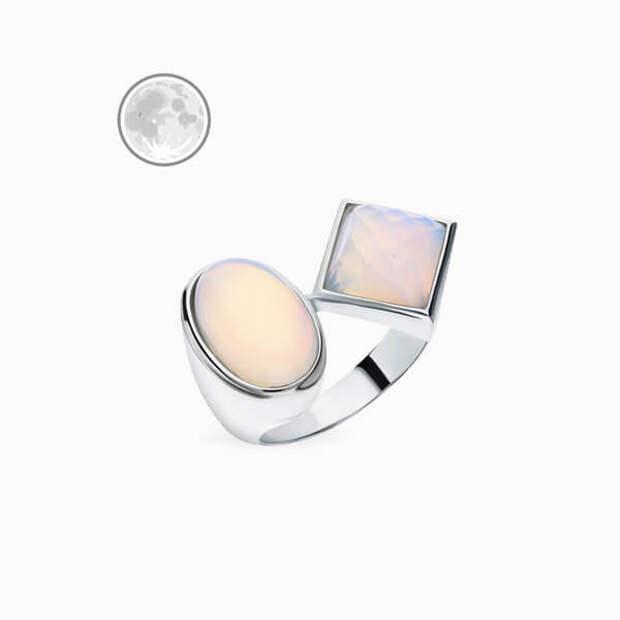 Зодиакальные камни июня: жемчуг и лунный камень