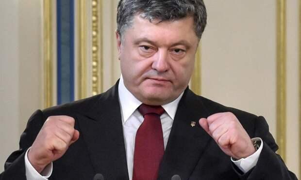 Порошенко испугался тюрьмы и сбежал с Украины