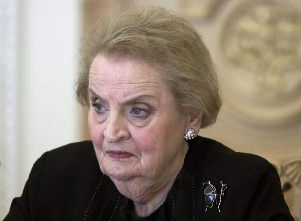 Олбрайт рассказала, о своей самой большой ошибке на встрече с Путиным