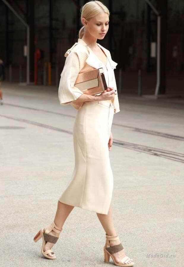 Нейтральный total look – как носить нейтральные оттенки с голов до ног