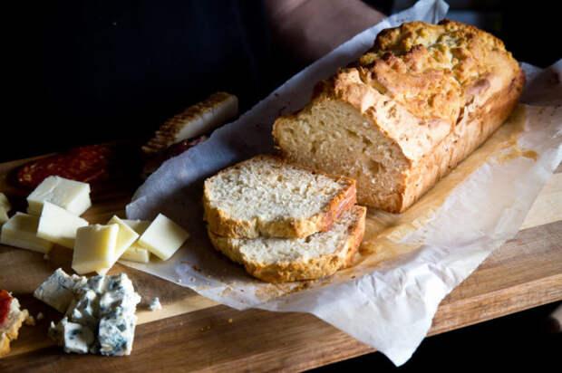 Полезный бездрожжевой хлеб. \ Фото: mimiskingdom.com.